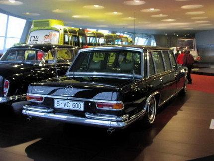 Jeremy Clarkson adquiere un Mercedes 600 de 1970 para sus desplazamientos familiares