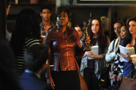 'How to get away with murder', tan antipática como probablemente adictiva