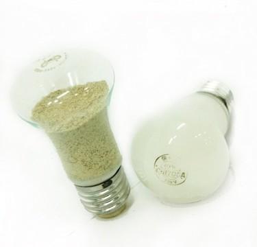 Recicladecoración: convierte tus bombillas en botes para especias