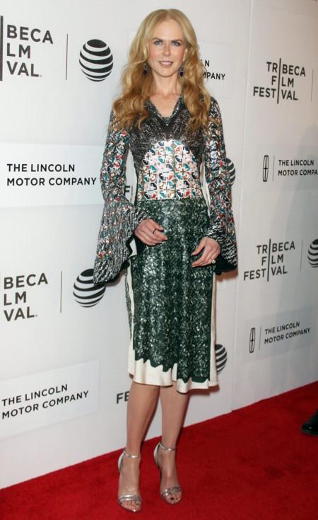 Nicole Kidman En Tribeca A