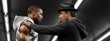 'Creed. La leyenda de Rocky', energía