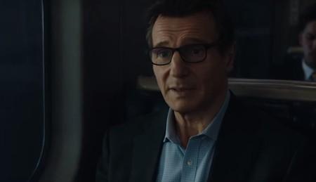 Ahora en un tren: el tráiler de 'El pasajero' presenta a Liam Neeson metido en una nueva conspiración