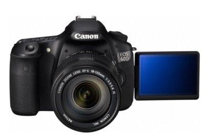 La Canon 60D te anima a ser creativo