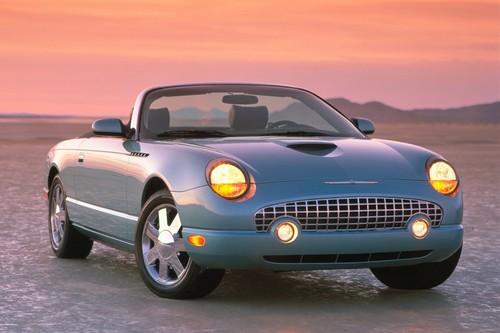 Ford Thunderbird 2002, la historia de un renacimiento que no pudo ser