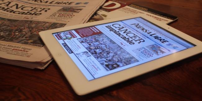 Selección de las cinco mejores aplicaciones de noticias para mantenerse informado