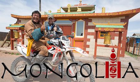 MotoGeo: una aventura en Mongolia