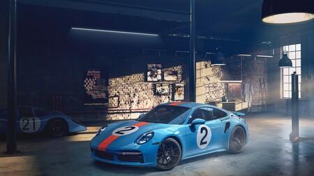 Porsche 911 Turbo S 'One of a Kind': el homenaje a Pedro Rodríguez y México que jamás podrá ser replicado