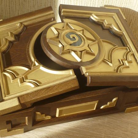 Caja del tablero