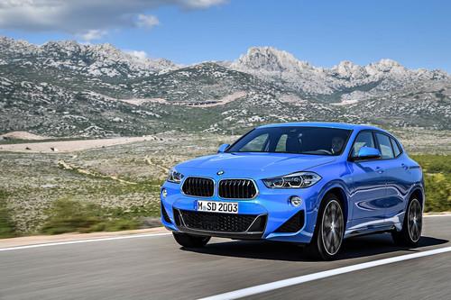 El BMW X2 apuesta por el diseño para no ser simplemente el sexto SUV de la gama BMW