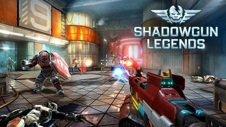Shadowgun Legends llega a Android, así es su nuevo shooter multijugador que te reta a alcanzar la fama