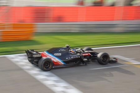 Alonso Alpine F1 2021