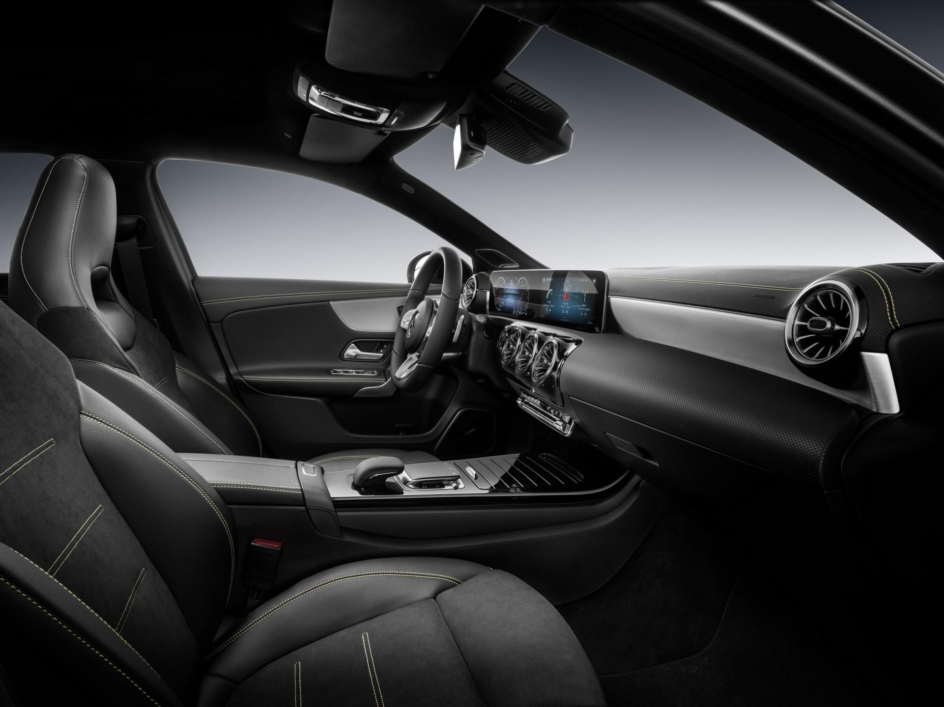 Foto de Mercedes-Benz Clase A 2019 (33/39)