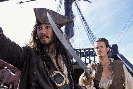 'Piratas del Caribe: La maldición de la Perla Negra', La sangre de los bucaneros