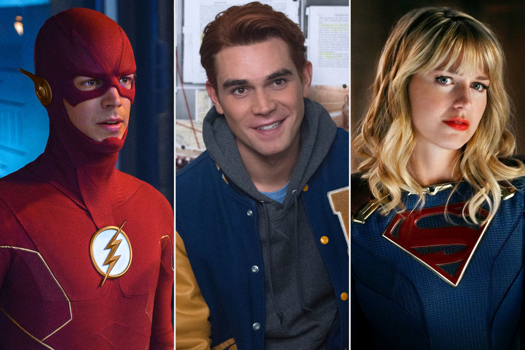 The CW renews 13 series of hit, including