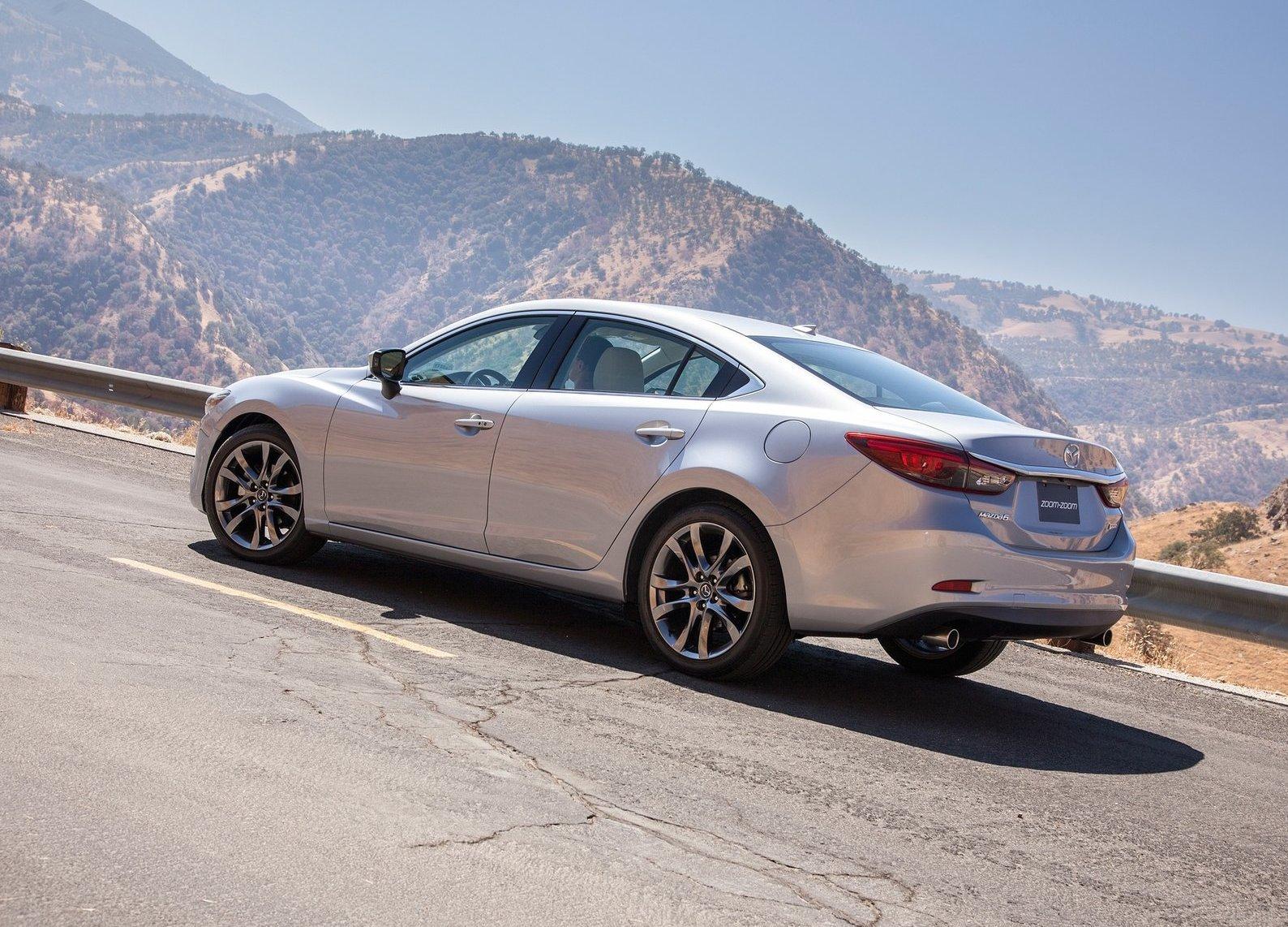 Foto de Mazda 6 2016 (10/25)