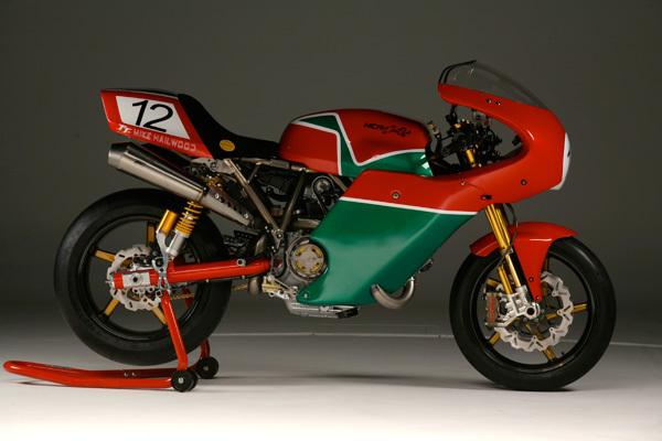 Foto de Ducati NCR Mike Hailwood TT en el Motodays de Roma (1/14)