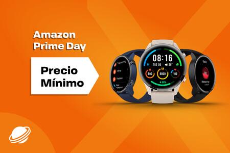 El Xiaomi Mi Watch baja hasta su precio mínimo histórico con motivo del Amazon Prime Day