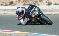 Los pilotos de Moto2 y Moto3 también arrancan la pretemporada en Almería