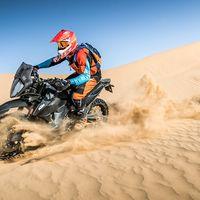 ¡La KTM 790 Adventure R está casi lista! Va a participar en el Ultimate Rally de Merzouga