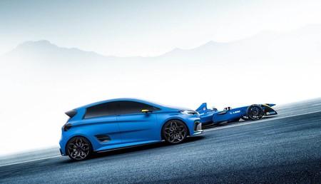 El Renault ZOE e-Sport nos pone los pelos de punta en el Salón de Ginebra