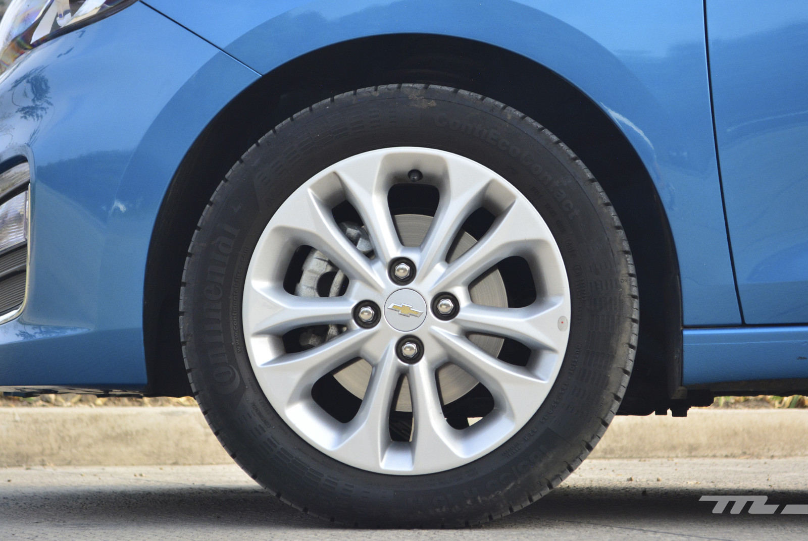 Foto de Chevrolet Spark 2019 (prueba) (13/22)