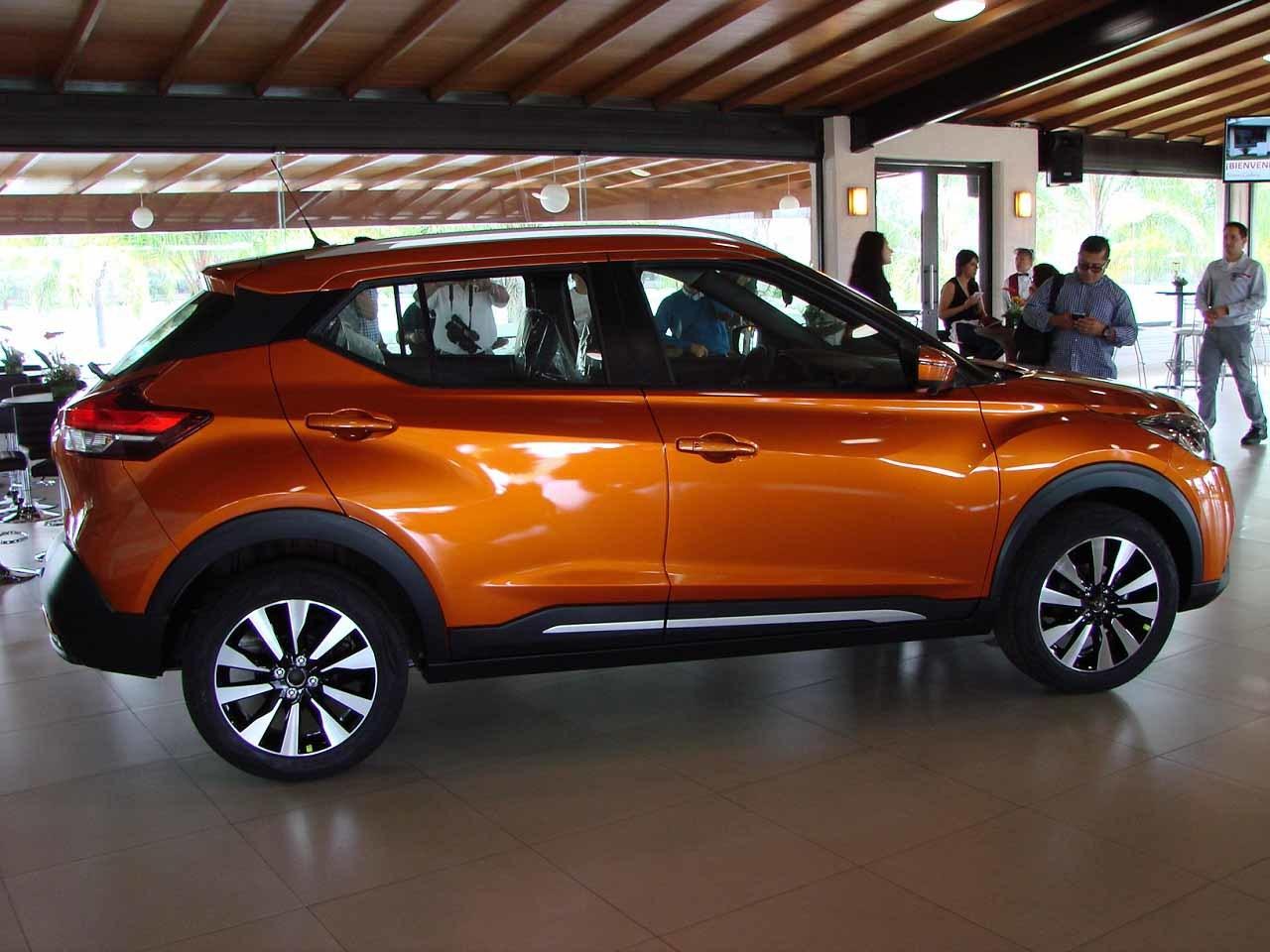 Foto de Arranca la producción de Nissan Kicks en México (9/18)