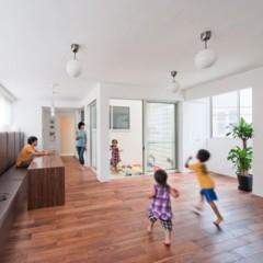Foto 3 de 5 de la galería puertas-abiertas-una-casa-de-tres-alturas-en-tokyo en Decoesfera