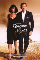 'Quantum of Solace', póster final