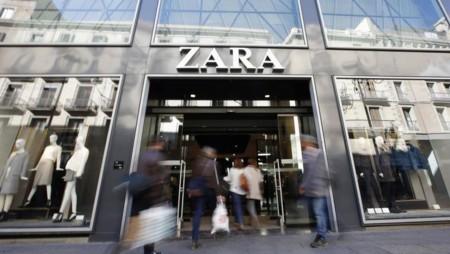 Zara Store In Barcelona