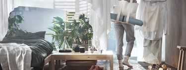 La nueva colección HJÄRTELIG de Ikea quiere que nos tomemos la vida con más calma y entre otras cosas, podemos encontrar con un kit de yoga