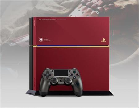 De Sony depende que en América se lance la PS4 edición especial de Metal Gear Solid V, no de Konami