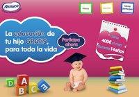 Promoción de Nenuco: un sueldo para la educación de tus hijos