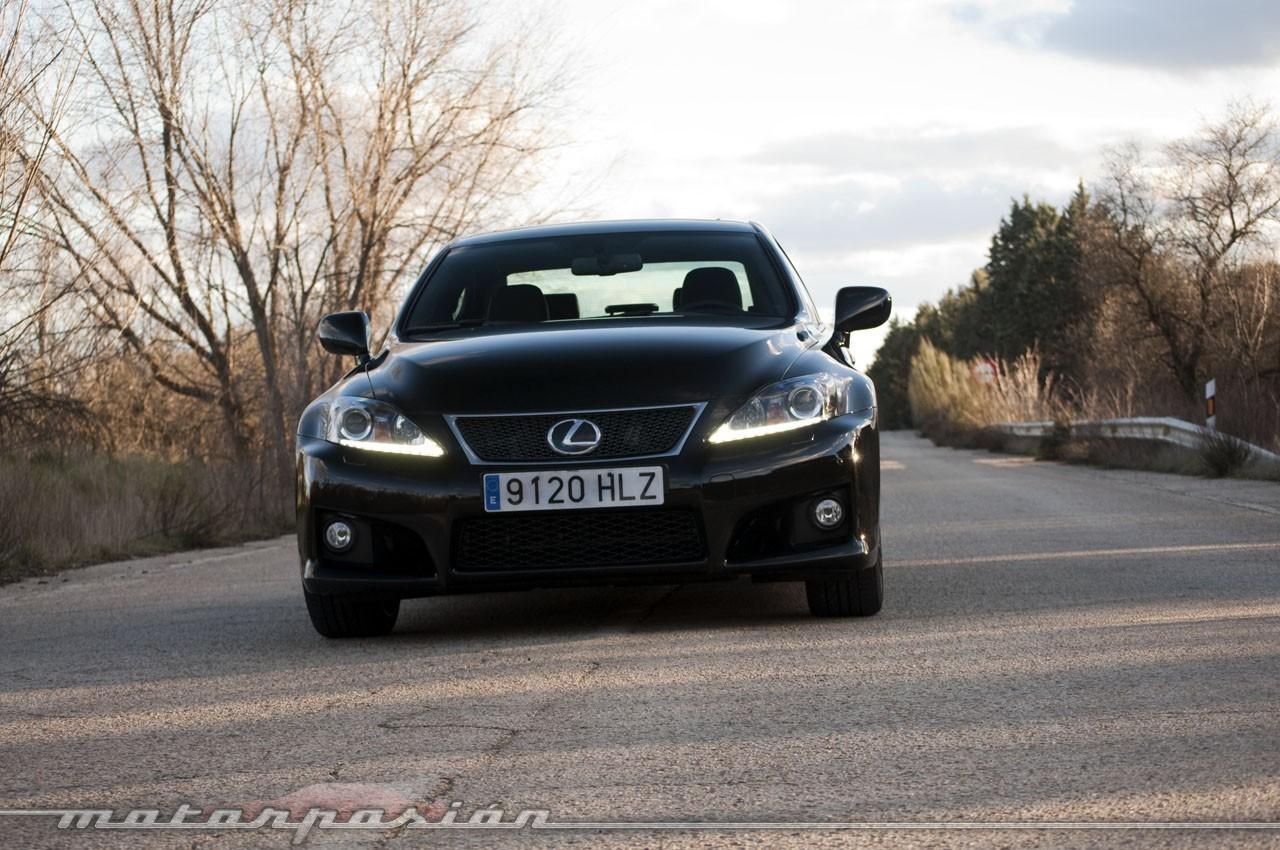 Foto de Lexus IS F (prueba) (4/46)
