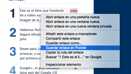Add Pocket Firefox