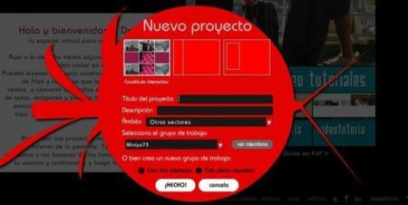 Compartir proyectos con documenta