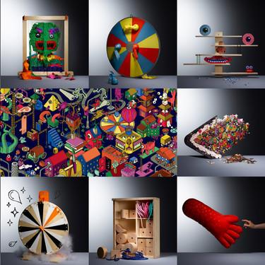 Ikea te invita a jugar con Lustigt, una colección de juguetes creativos que mola tanto que apetece ser un niño otra vez