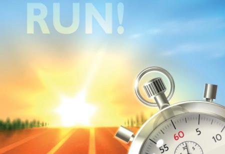 Tres ejemplos de entrenamiento exprés para corredores: mejor 15 minutos que no hacer nada.