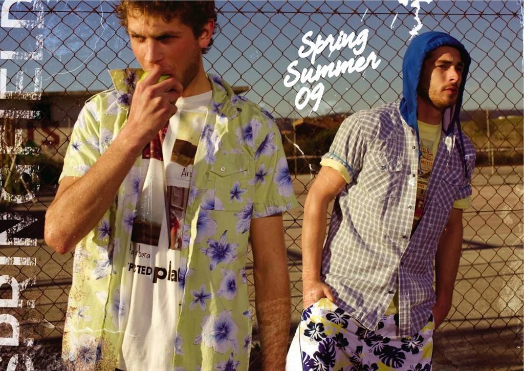 Foto de Springfield, colección para hombre Primavera-Verano 2009 (1/10)