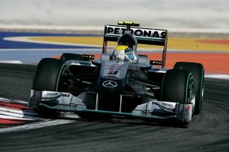 Previo y calificación del Gran Premio de España