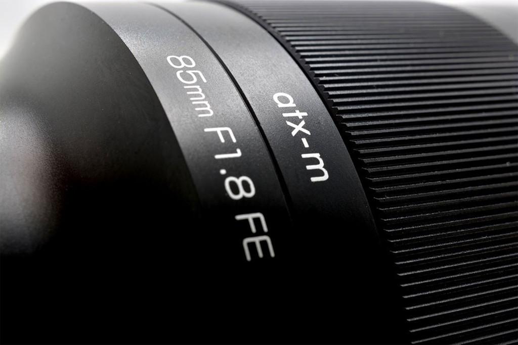Tokina atx-m 85mm F1.8 FE: Con un teleobjetivo, la japonesa estrena nueva línea de objetivos mirrorless
