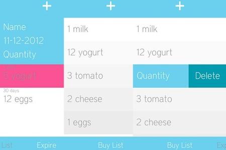 """Expire, una app """"chivata"""" que te dice si un alimento va a caducar"""