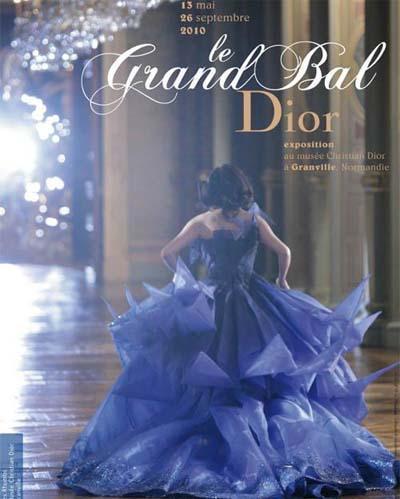 Le Grand Bal Dior: bailes, fiestas y Christian Dior en una exposición