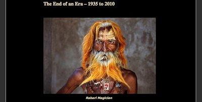 El final del Kodachrome, por Steve McCurry