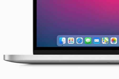 Los iconos de macOS Big Sur son cuadrados redondeados, así puedes modificar los que no están adaptados