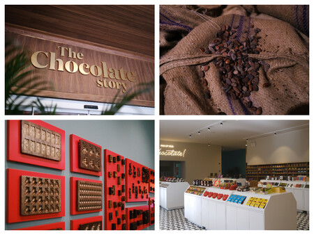 Wow Porto Cuenta Con Un Museo Del Chocolate Contado Desde El Origen Y Mas Alla De Las Marcas
