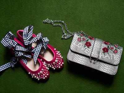 Las perlas se encargan de vestir nuestro otoño y no precisamente como joyas