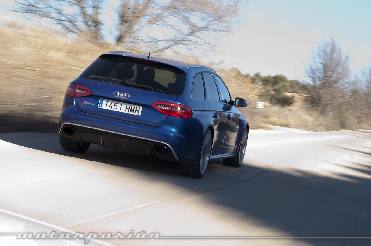 Foto de Audi RS4 Avant (prueba) (27/56)