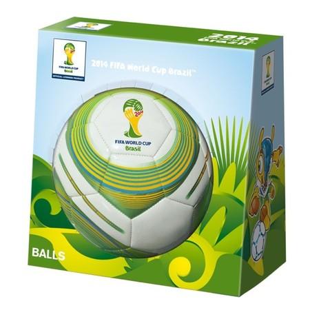 Los balones de Mondo Toys para los peques inspirados en la copa del mundo de Brasil de 2014