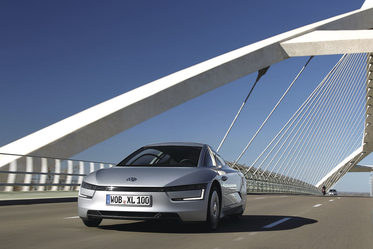 Foto de Volkswagen XL1 2013 (24/49)