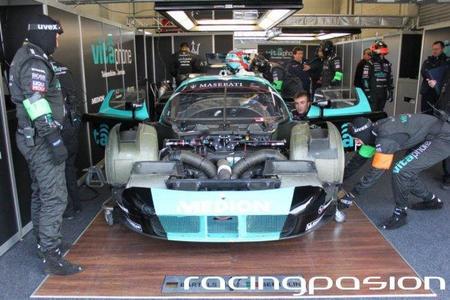 FIA GT1 en el Circuito de Navarra. Los detalles